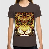 T-shirt featuring Tiger Mandala by SwanniePhotoArt
