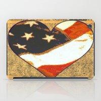 Happy Birthday America iPad Case
