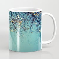 Gold Drops Mug