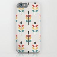 Leaf Pattern iPhone 6 Slim Case