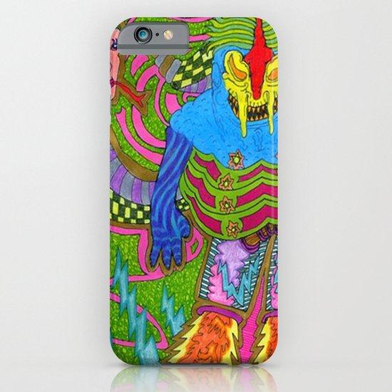 Medussa Luzza iPhone & iPod Case