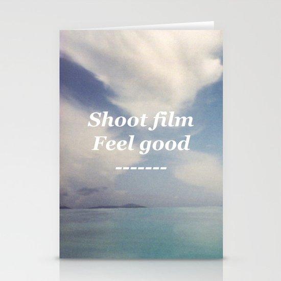 Shoot Film, Feel Good Stationery Card