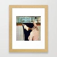 Cradle To The Tomb Framed Art Print