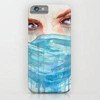 Forgotten, Watercolor Pa… iPhone 6 Slim Case