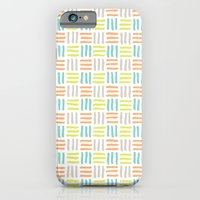 iPhone & iPod Case featuring woven by Melanie Cardenas