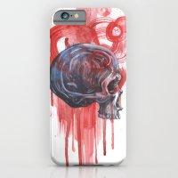 Bloody Skull iPhone 6 Slim Case