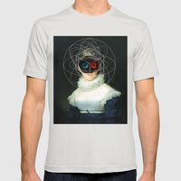 Another Portrait Disaster · G2 Mens Fitted Tee Silver SMALL