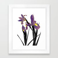 'Tell Me What To Swallow… Framed Art Print