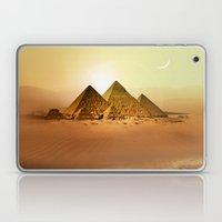 Station Pyramid Day Laptop & iPad Skin
