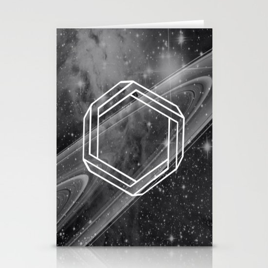 IMPOSSIBLE II Stationery Card