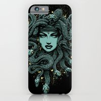 iPhone & iPod Case featuring Medusa by miles to go