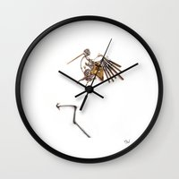 Lark Wall Clock