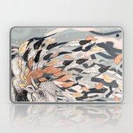 Laptop & iPad Skin featuring Magic Breeze by Sandra Dieckmann