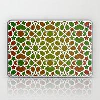 Red & Green Laptop & iPad Skin