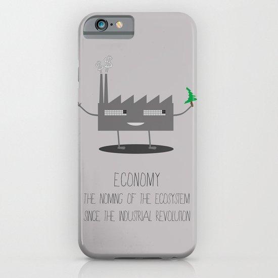 Economnomy iPhone & iPod Case