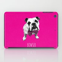 Pink Bowser iPad Case