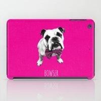 Pink Bowser iPad Case