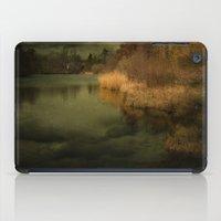 Still Ruht Der See iPad Case
