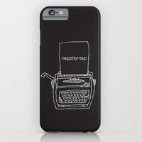 iPhone & iPod Case featuring Vintage typewriter negative by the green gables