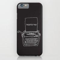 Vintage Typewriter Negat… iPhone 6 Slim Case