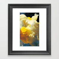 Sunmoon Framed Art Print