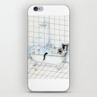 DO NOT DISTURB 2 iPhone & iPod Skin