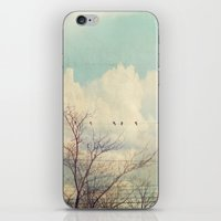 Beyond The Blue iPhone & iPod Skin