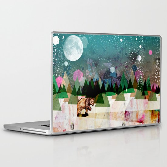 Alone Laptop & iPad Skin