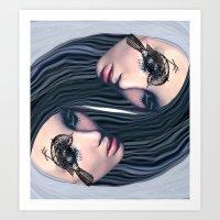 l'harmonie Art Print