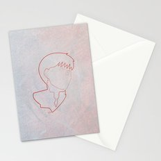 One line Akira: Kaneda Stationery Cards