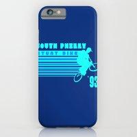 South Philly Stunt Bike iPhone 6 Slim Case