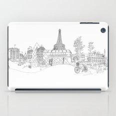 Paris! Version#1 iPad Case