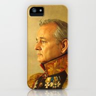 Bill Murray - Replacefac… iPhone (5, 5s) Slim Case