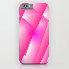 Pink abstract iPhone 6 Slim Case