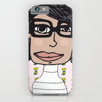 iPhone & iPod Case featuring Elle * by Celine Bellini