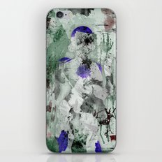 Lord Frieza - Digital Watercolor Painting iPhone & iPod Skin