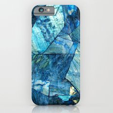 Labradorite Blue iPhone 6 Slim Case