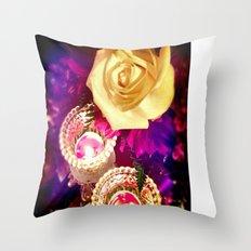 Enchanted & Wonderstruck Throw Pillow