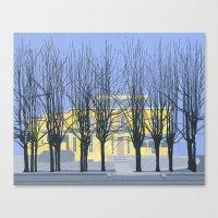 The Cumberland House Canvas Print