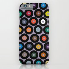 VINYL lilac Slim Case iPhone 6s