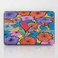 AUTISM OF PEACE AND LOVE iPad Case