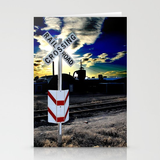 Crossroads Stationery Card
