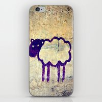 Just a Sheep iPhone & iPod Skin