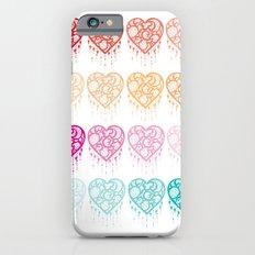 Heart Catcher - Fade Slim Case iPhone 6s