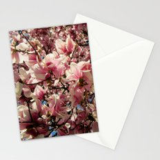 Partially Pink Stationery Cards