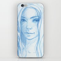 Come to the Water iPhone & iPod Skin