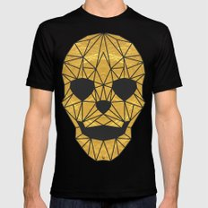 The Golden Child Mens Fitted Tee Black SMALL