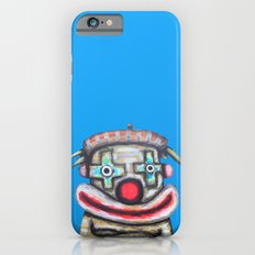 Clown with small advertisement Slim Case iPhone 6s
