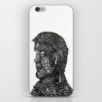 iPhone & iPod Skin featuring Maze ID by ronnie mcneil