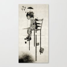 Camille Canvas Print